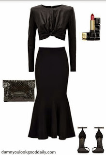 all black party outfit ideas - photo #25