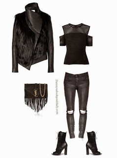7 Edgy Outfit Ideas Style - Damn You Look Good Daily