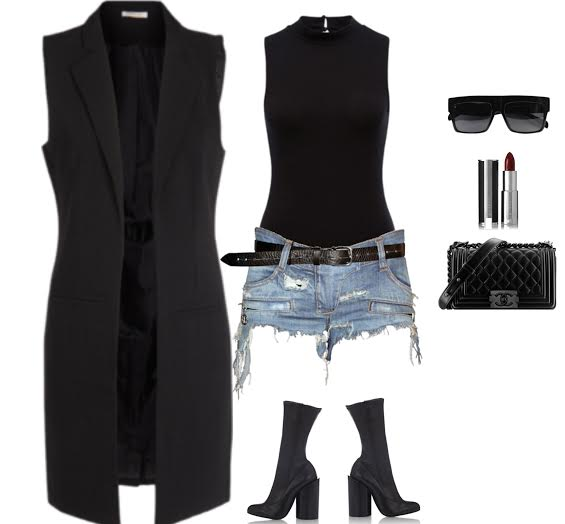 perfect edgy night out outfits