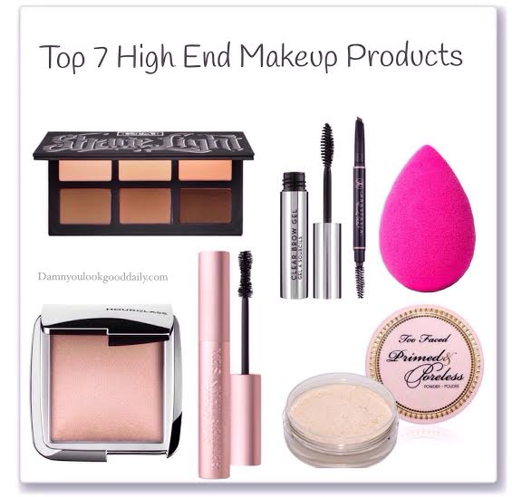 Killer Best High End Makeup Products High End - Damn You Look Good ...