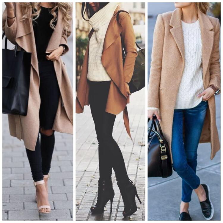 301d10554c8 39 Fall Winter Outfits Street Style You Have to SEE - Damn You Look ...